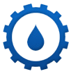 water gear icon