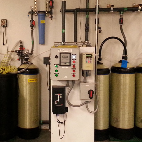 Deionization Services